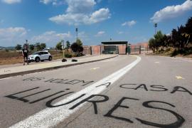 Los presos catalanes emprenden el camino a Cataluña, donde estarán agrupados