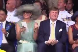 Así baila Máxima, la reina de Holanda