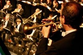 La Orquestra Simfònica presenta el concierto 'Centenario de Leonard Bernstein' en el Castell de Bellver