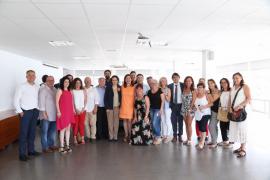 La ministra de Trabajo se interesa en Palma por la situación laboral de las 'kellys'