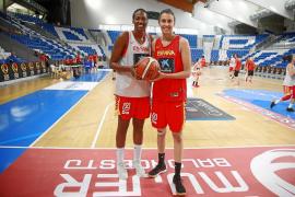 Son Moix registrará un lleno con la selección femenina de baloncesto