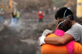 Guatemala eleva a 115 los muertos y 332 los desaparecidos por la erupción del volcán de Fuego
