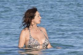 Ana Rosa Quintana ya está de vacaciones en las Pitiusas
