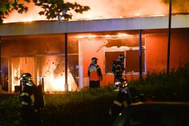 Corre la indignación en Nantes donde la noche se salda con once detenidos