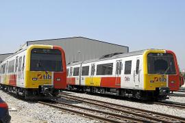 SFM estudia poner a la venta trenes por un importe de 6 millones de euros
