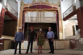 El teatro Defensora de Sóller reabrirá sus puertas en 2019