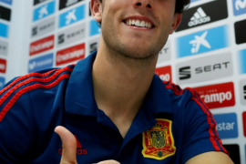 El Real Madrid ficha a Álvaro Odriozola