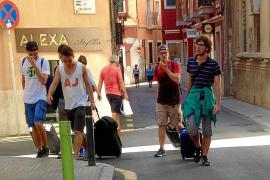 Cort prohibirá que haya nuevos hoteles en el centro de Palma