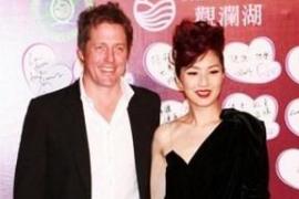La madre de la hija de Hugh Grant es una actriz china
