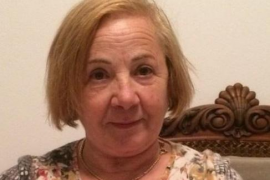 Desaparecida en Ciutadella una mujer de 64 años