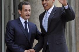 Obama, sobre la hija de Sarkozy: «Ha heredado los rasgos  de su madre»