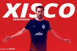 Xisco Hernández se marcha a la liga india