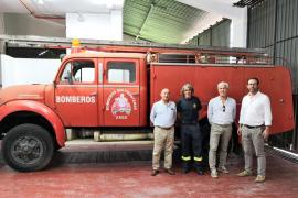Bomberos Sin Fronteras vuelve al antiguo Parque de Bomberos