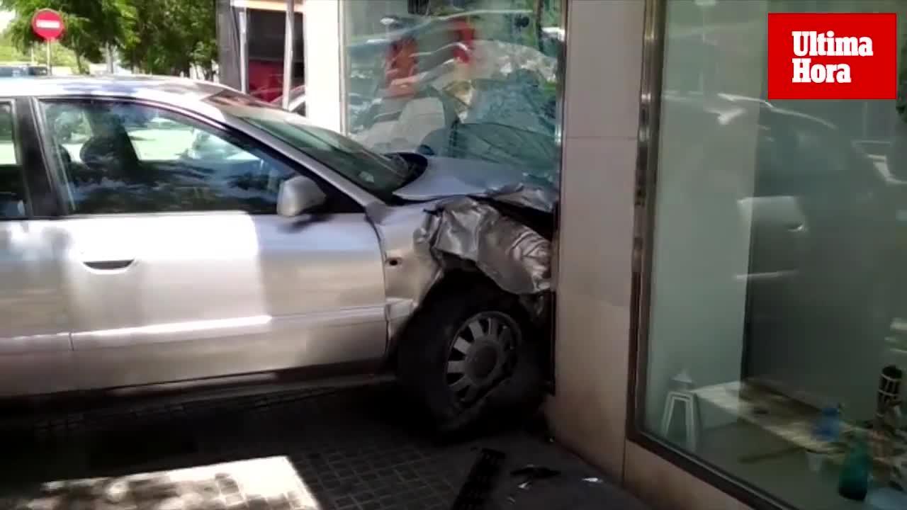Alunizaje involuntario en Palma