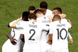 Francia se planta en semifinales tras derrotar a Uruguay