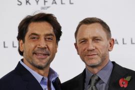Bardem dará la réplica a Daniel Craig en la nueva de James Bond