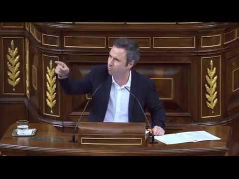 El viral discurso de un diputado de Ciudadanos sobre RTVE
