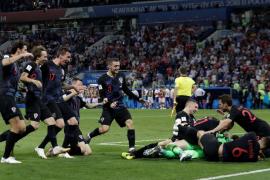 Croacia tumba a Rusia, se mete en semifinales y reta a Inglaterra