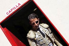 Escalofriante cogida al torero Juan José Padilla