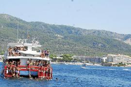 El Govern propone una línea de transporte marítimo de pasajeros en la bahía de Palma