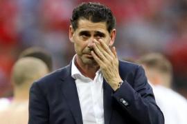 Fernando Hierro deja de ser director deportivo de la Federación