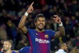 Paulinho abandona el Barcelona y vuelve a la liga china