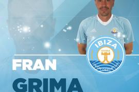 Fran Grima se marcha al UD Ibiza de Tercera División