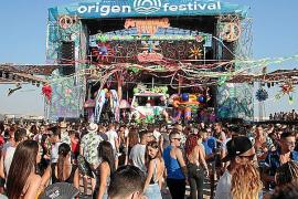 La segunda cita del Origen Fest vino de la mano de 'Elrow'