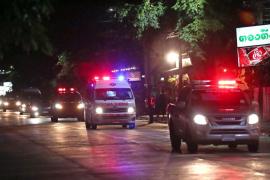 Cuatro niños ya han sido rescatados de la cueva de Tailandia