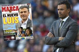 Luis Enrique, a la cabeza en las apuestas como nuevo seleccionador español