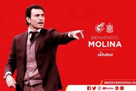 Molina, nuevo director deportivo de la Federación Española de Fútbol