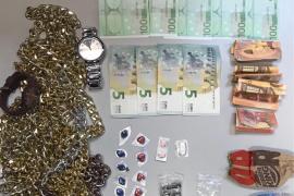 Detenido un narco con 14 viagras, un paracetamol y hachís