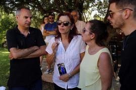 Delegación del Gobierno autoriza la concentración convocada por la familia de Paula
