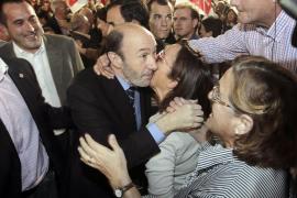 PP y PSOE abren una campaña  marcada por la crisis económica