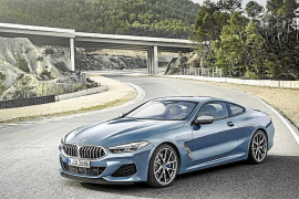 Nuevo BMW Serie 8 Coupé: diseño, lujo y rendimiento