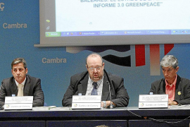 Greenpeace presenta un estudio sobre el suministro energético solo con renovables
