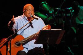 Pablo Milanés ofrecerá un concierto en Monti-Sion