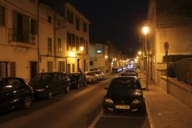 Parte del alumbrado de algunas calles se apagará de noche