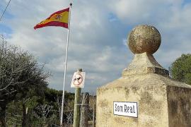 Nuevo rifirrafe entre Jorge Campos y el Ajuntament  por una visita a Son Real