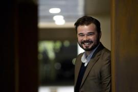 Rufián (ERC) cree que Casado es «un buen candidato para La Falange»