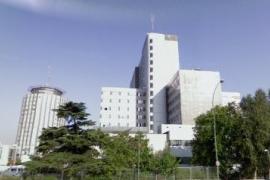 Hallan un cadáver en el hueco de un ascensor del Hospital de La Paz