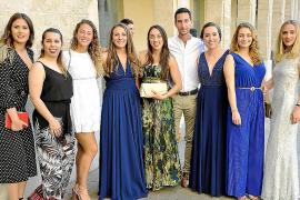 Fin de curso en la Escuela de Turismo Felipe Moreno