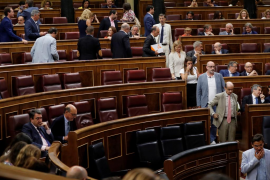 Los consejeros de RTVE que no pudo nombrar el Senado tampoco logran el apoyo del Congreso en la primera vuelta