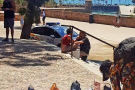 El jefe de la Policía Local de Palma confirma que hay más vendedores ambulantes