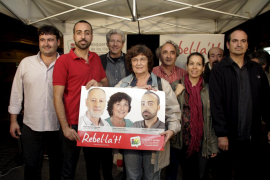 PALMA PRESENTACION CAMPAÑA ELECTORAL EU FOTO JAUME MOREY