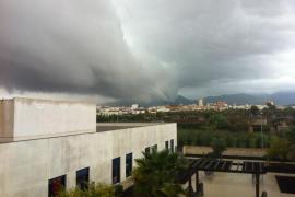 Tornado en Inca