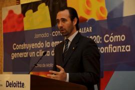 Bauzá: «Los presupuestos baleares serán probablemente los más duros de España»