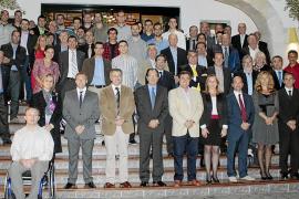 Encuentro anual empresarial del Menorca Bàsquet en Son Bou