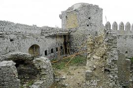 El Castell de Santueri abrirá al público tras una década cerrado