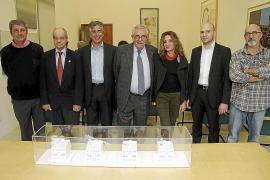 Can Prunera recibe la donación de obras de Mas, Ferrer , Nadal y Mesquida